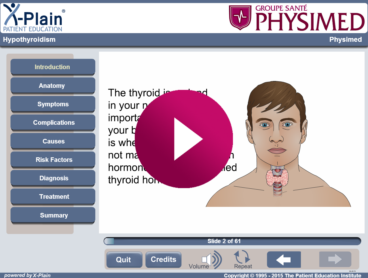 impotence and thyroid problems